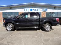 2014 Ford F-150 SuperCrew Cab Lariat 4 Wheel Drive With