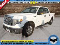 2014 Ford F-150 2WD SuperCrew 145 Lariat...One owner,