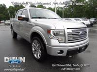 2014 Ford F-150 Limited 4WD  *BLUETOOTH MP3*, *CLEAN
