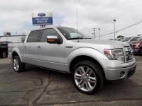 2014 Ford F-150 SuperCrew Cab Limited 4 Wheel Drive