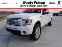 Exterior Color: white, Body: 4x4 Limited 4dr SuperCrew