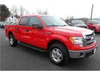 Exterior Color: race red, Body: Crew Cab Pickup,