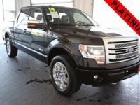 Options:  2014 Ford F-150