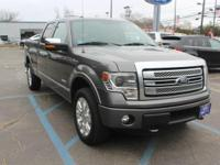 This 2014 Ford F-150 is offered to you for sale by Ford