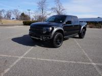 2014 Ford F-150 ROUSH SVT Raptor 590HP  this Raptor was
