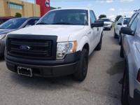 2014 Ford F-150 RWD 6-Speed Automatic Electronic 3.7L