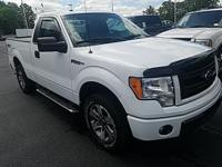 Your quest for a gently used truck is over. This