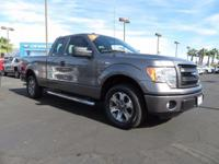 Come see this 2014 Ford F-150 STX. Its Automatic