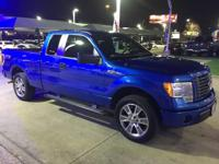 We are excited to offer this 2014 Ford F-150. Your