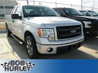 Ford F-150 Silver RWDRecent Arrival! Clean CARFAX.
