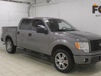 This 2014 Ford F-150 STX is proudly offered by FOX Auto