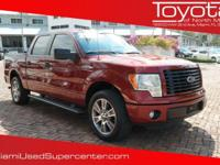 Options:  2014 Ford F-150 Stx|Sunset/|V8 5.0 L