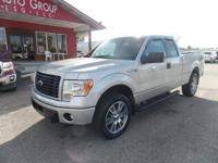 Options:  2014 Ford F-150 This Sharp 2014 Ford F-150