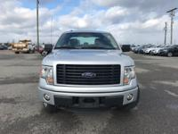 CARFAX One-Owner. Certified. Silver 2014 Ford F-150 STX
