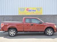 CARFAX One-Owner. Clean CARFAX. Vermillion Red 2014