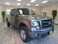 The used 2014 Ford F-150 in ROCKAWAY, NEW JERSEY is