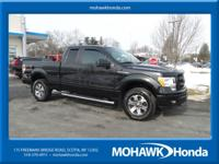 ONE OWNER and CLEAN AUTOCHECK. F-150 STX, 5.0L V8 FFV,