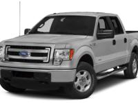 CARFAX One-Owner. Clean CARFAX. Red 2014 Ford F-150 STX