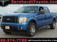 We are thrilled to offer you this 2014 Ford F-150 STX