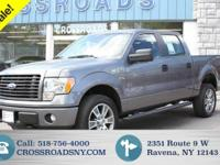 Options:  2014 Ford F-150 Stx 4X4 4Dr Supercrew
