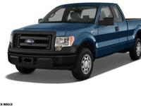 F-150 STX, Ford Certified, Super Cab, 5.0L V8 FFV, six