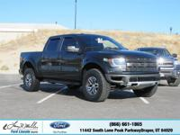 Boasts 16 Highway MPG and 11 City MPG! This Ford F-150