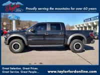 Options:  2014 Ford F-150 Svt Raptor|4X4 Svt Raptor 4Dr
