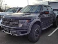 This outstanding example of a 2014 Ford F-150 SVT