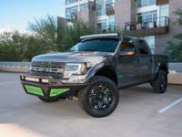 You can find this 2014 Ford F-150 SVT Raptor at