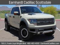 CARFAX One-Owner CARFAX Clean.  Super Crew Cab SVT