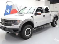 2014 Ford F-150 with 6.2L V8 EFI Engine,Leather