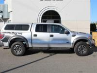 New Price! 2014 Ford F-150 SVT Raptor 4x4 One Owner