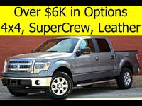 TEXT US REGARDING THIS 2014 Ford F-150 SuperCrew 4x4