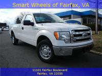 DONT MISS THIS 2014 F-150 WORK TRUCK WITH AN 8' BED*