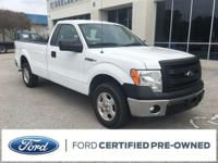 FORD CERTIFIED, ONE OWNER, NEW TIRES, POWER EQUIPMENT