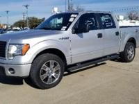 Clean CARFAX. 2014 Ford F-150   Van Hyundai proudly