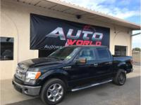 Options:  2014 Ford F150 Supercrew Cab Xlt Pickup 4D 5