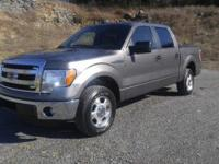 2014 Ford F-150 XLT Crew Cab Short bed 2wd. This truck