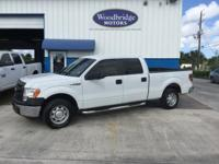 Options:  2014 Ford F-150 Xl|Oxford White|**One