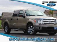 Options:  2014 Ford F-150 Xlt 4D Supercrew|Equipment