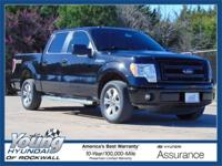 F-150 XLT, 4D SuperCrew, 3.7L V6 FFV, 6-Speed Automatic