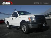 2014 Ford F-150, key features include:  Fog Lights,