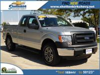 Options:  2014 Ford F-150 Xl|4X4 Xl 4Dr Supercab