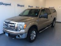 CARFAX 1-Owner, ONLY 39,220 Miles! XLT trim. iPod/MP3