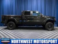 One Owner 4x4 Lifted Truck with Backup Camera!