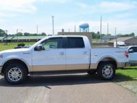 4WD. Flex Fuel! Short Bed! The F-150 is a full-size