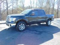 Meet our One Owner 2014 Ford F-150 XL SuperCrew 4x4