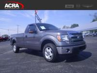 2014 F-150, 34,696 miles, options include:  Alloy