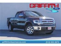 Look no further this 2014 Ford F-150 XLT 4x2 SuperCab