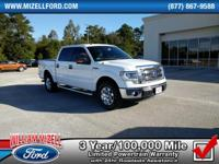 This outstanding example of a 2014 Ford F-150 2WD